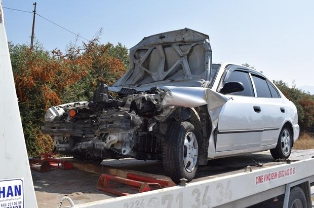 Çine'de trafik kazası; 3 yaralı