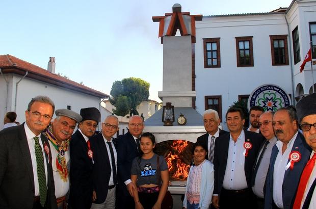 Menteşe 5'inci Kültür sanat Şenliği başladı Menteşe Belediyesi tarafından bu yıl 5'incisi düzenlenen 'Kültür ve Sanat Şenliği' baca yakma töreni ve ardından gerçekleştirilen şenlik yürüyüşü ile başladı.