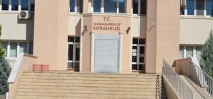 Deprem sonrası çürük raporlu kaymakamlık binası taşınacak
