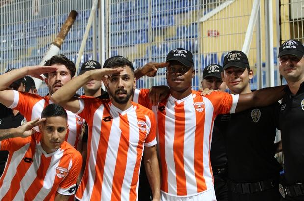 TFF 1. Lig: Adanaspor:1  - Altay:0 (Maç devam ediyor)