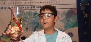 4. Uluslararası Mersin Bilim Şenliği ilgi gördü