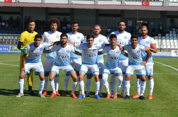 Spor Toto BAL 8.Grup; Yıldızspor:2 - Yunus Emre Belediyespor:2