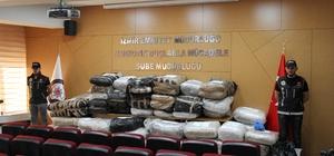 Bir anahtardan yola çıkan ekipler 1 ton uyuşturucu buldu Uyuşturucu satıcılarına büyük darbe: Terör bağlantıları da var