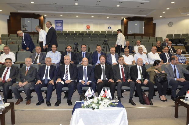 """Çukurova'da nitelikli elemanlar yetişecek """"Adana Mesleki Eğitim Merkezi Teknik Destek Projesi""""nin tanıtım toplantısı gerçekleştirildi"""