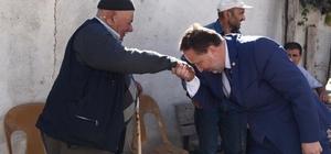 Başkan Orkan, Turplu ve Bakacak'ta sorunları dinledi