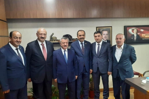 Başkan Demirtaş projeler için Ankara'ya gitti