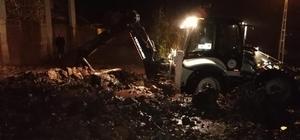 Rize'nin Ardeşen ilçesinde şiddetli yağış İlçede bir çok köy yolu sel ve heyelanlar nedeniyle ulaşıma kapandı