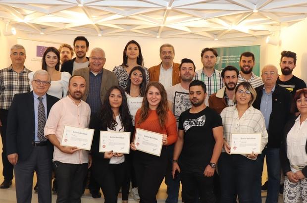 Gazeteciler Ankara'da buluştu