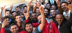 Kayseri Süper Amatör Küme Develispor: 0 - Trend Gayrimenkulspor:1