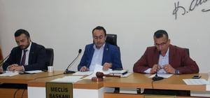 Giresun İl Genel Meclisi'nin ekim ayı toplantısında yeni yollar İl Özel İdaresi yol ağına alındı