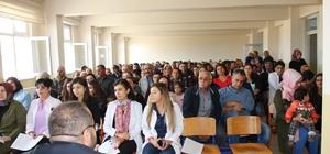 Varto'da veli toplantısı
