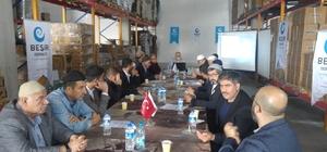 Beşir Derneği İç Anadolu Bölge Deposu Kayseri'ye taşındı