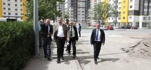 """Başkan Palancıoğlu:""""Küçükali'de ailelerin sosyal yaşantısı değişecek"""""""