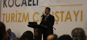 """Kocaeli Valisi Hüseyin Aksoy'dan sağlık turizmi vurgusu: """"Kocaeli bir sağlık turizmi kenti haline gelmiştir"""""""