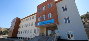 Ali Atay Şaşoğlu Ortaokulu tamamlandı
