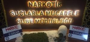 Sivas'ta uyuşturucu operasyonunda 3 tutuklama