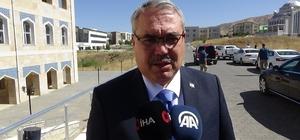 """Vali Gündüzöz: """"Alparslan-2 Barajı, 3 milyar lirayı bulan bir yatırım"""""""