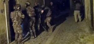 Şanlıurfa'da terör operasyonu: 66 gözaltı Gözaltı sayısının artabileceği belirtildi