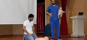 Büyükşehir'in İlk Yardım Kursları sona erdi Kurslara toplam 300 kursiyer katıldı