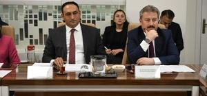 Başkan Palancıoğlu, Avrupa Konseyi Yerel ve Bölgesel Yönetimler Kongresi'nde Türkiye'yi temsil edecek