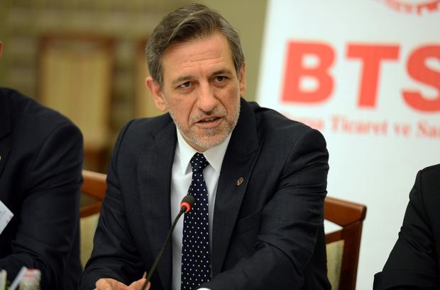 """BTSO Yönetim Kurulu Başkanı İbrahim Burkay: """"İş dünyası olarak devletimizin ve kahraman Mehmetçiğimizin yanındayız"""""""