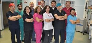 KEA Hastanesinde 200. Bypass ameliyatı gerçekleşti