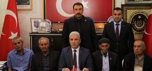 Kırşehir Şehit Aileleri Derneğinden 'Barış Pınarı Harekatı'na destek