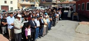 Kayseri'de eşinin öldürdüğü kadın toprağa verildi Eşini tek kurşunla öldüren şahıs yakalandı