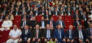 """Bakan Turhan: """"Emperyalist güçlerin beslemesi kalleşlerle barış olmaz"""" """"Bunlar özleriyle sözleriyle yanlış insanlar"""""""