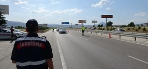 Yolcu otobüsünde uyuşturucu ile yakalanınca gözaltına alındı