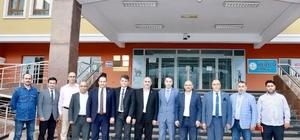 Başkan Söğüt okulları ziyaret etti