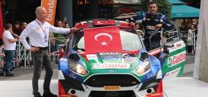 Zorlu Ford Otosan 37. Kocaeli Rallisi başladı Türkiye Ralli Şampiyonasının düğümü Kocaeli'de çözülecek