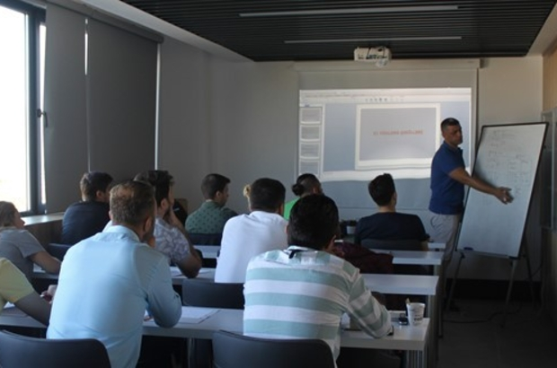 BTO'da temel ihracat eğitimi
