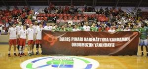 Türkiye Basketbol 1. Ligi: Balıkesir Büyükşehir Belediyespor: 68 - Bandırma Kırmızı: 67