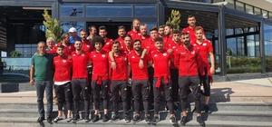 Spor Toto Bölgesel Amatör Lig İçel İdman Yurduspor:0 - Yahyalıspor:0