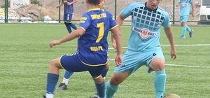 Kayseri U-17 Futbol Ligi sona erdi Play-Off için son bileti Erkiletspor kaptı