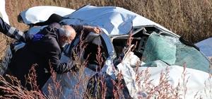 TEM'de feci kaza: 3 ölü, 2 yaralı Bolu'da hurdaya dönen otomobildeki aynı aileden 3 kişi öldü, 2 kişi yaralandı