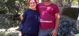 Karı koca aynı kazada öldü Günyüzü'nde trafik kazası: 2 ölü