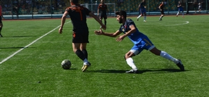 Isparta 1.Amatör Futbol Ligi'nde heyecan başladı Emrespor, ilk maçında rakibine 5 gol attı