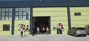 Kadın fabrikatör Genç kadın girişimci devletten aldığı destekle zeytinyağı fabrikası kurdu