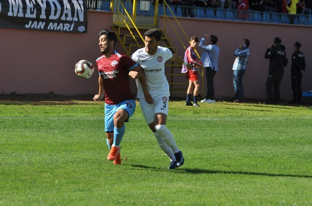 TFF 2. Lig: Hekimoğlu Trabzon FK: 1 - Zonguldak Kömürspor: 4