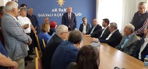 """AK Parti'li Gündoğdu'dan Tanrıkulu ve Akıncı'ya sert tepki AK Parti Ordu Milletvekili Metin Gündoğdu: """"Terörist cenazelerine katılıp gözyaşı döken Sezgin Tanrıkulu yerli işbirlikçi"""" """"Bu milletin vergileri ile orada duran Akıncı, duruş sergileyemiyor"""""""