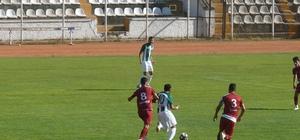 TFF 3. Lig: Tokatspor: 1 - Serik Belediyespor: 2