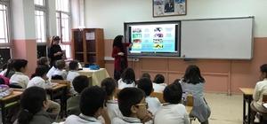 Büyükşehir'den Kandıralı öğrencilere çevre eğitimi