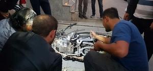 Develi'de büyükbaş hayvan ve motosiklet hırsızlığı