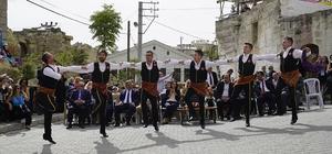 3. Uluslararası Kapadokya İmece Festivali Mustafapaşa'da gerçekleştirildi