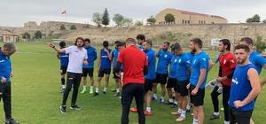 Yeşilyurt Belediyespor'da Modafen maçı hazırlıkları sürüyor