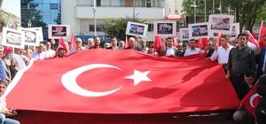 Karaman Sivil Toplum Platformundan Barış Pınarı Harekatı'na tam destek