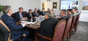 KASKİ ile 2020 yılı yatırımları planlandı