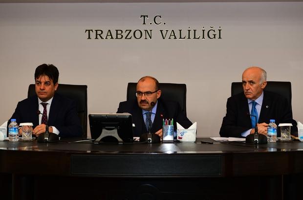 İl Koordinasyon Kurulu Vali Ustaoğlu başkanlığında yapıldı